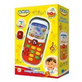 Детская игрушка Мой первый смартфончик;6М+;укр.упаковка от BeBeLino (Бебелино)