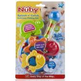 Сачок с игрушками-прорезывателями для купания, 18м+ от NUBY (Нуби)