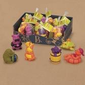 Игровой набор - ТРИО БРЫЗГУНЧИКОВ (для игры в ванной, ассорти) от Battat (Баттат)