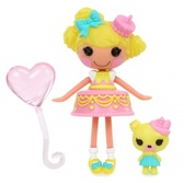 Кукла MINILALALOOPSY серии Праздник в стране Лалалупси - СЛАСТЁНА (с аксессуарами) от Lalaloopsy (Лалалупси)