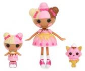 Набор с куклой MINILALALOOPSY серии Сестрички- ВАФЕЛЬКИ от Lalaloopsy (Лалалупси)