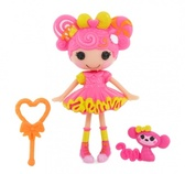 Кукла MINILALALOOPSY серии Сладкоежки - КОНФЕТКА (с аксессуарами) от Lalaloopsy (Лалалупси)