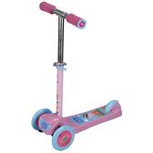 Скутер детский лицензионный - PEPPA (3-х колесный, 2 колеса впереди, тормоз) от Peppa Pig (Свинка Пеппа)