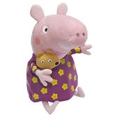 Мягкая игрушка - ПЕППА С ИГРУШКОЙ (40 см)