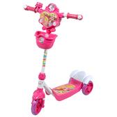 Скутер детский лицензионный - WINX (3-х колесный, звонок, корзина, пропеллер, тормоз) от WinX (Винкс)