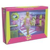Набор с куклой 28см Гардероб мечты; вариант 1 от Ася