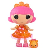 Кукла МАЛЫШКА LALALOOPSY серии Сладкоежки - БОНБОН (с аксессуарами) от Lalaloopsy (Лалалупси)