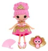 Кукла MINILALALOOPSY серии Сказочные превращения - ПРИНЦЕССА КРИСТАЛ (с аксессуарами) от Lalaloopsy (Лалалупси)