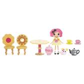 Набор с куклой MINILALALOOPSY - ВЕСЕЛОЕ ЧАЕПИТИЕ ПЕЧЕНЮШКИ-СЛАДКОЕЖКИ от Lalaloopsy (Лалалупси)