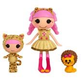 Набор с куклой MINILALALOOPSY серии Сестрички- КЭТ И КИТТИ от Lalaloopsy (Лалалупси)