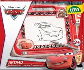 Магнитная доска для рисования Cars от LENA