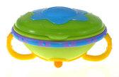 Тарелка для Свч с крышкой Улет! Посуда! 200гр 6m+, салатовая от NUBY (Нуби)