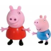 Набор фигурок Peppa - Пеппи И ЕЕ ДРУЗЬЯ (Пеппа и Джордж)