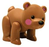 Первые друзья Фигурка Бурый Медведь от Tolo (Толо)