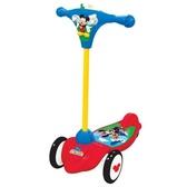 Скутер - Микки Маус (3 колеса, свет, звук)