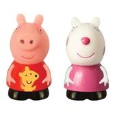 Набор игрушек-брызгунчиков Peppa - Пеппа И Сьюзи от Peppa Pig (Свинка Пеппа)