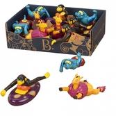 Игрушка - ВЕСЕЛЫЕ ПЛОВЦЫ (для игры в ванной), обезьянка от Battat (Баттат)