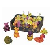 Игровой набор - ТРИО БРЫЗГУНЧИКОВ (для игры в ванной), поросенок, корова, ёж от Battat (Баттат)