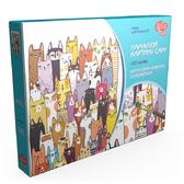 Набор, техника акриловый живопись по номерам, 50 кошек от РОСА