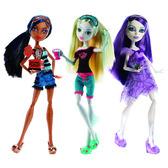 Кукла МН Пижамная вечеринка в ас.(3) от Monster High (Монстр Хай)