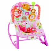 Массажное кресло-качалка Банни (до 18 кг)