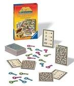 Детская настольная игра Лабиринт - в поисках сокровищ