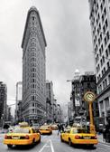 Картонные пазлы Нью - Йорк 500 элементов