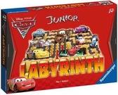 Детская настольная игра Лабиринт - Юниор Тачки-2