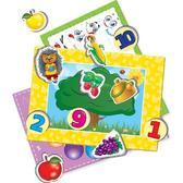Игра с магнитами «Свойства. Признаки. Счет». Vladi Toys, на русском языке от Vladi Toys (ВладиТойс)