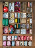 Картонные пазлы Швейная коробка 500 элементов