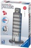 Пластмассовые 3D пазлы с аксессуарами Пизанская башня
