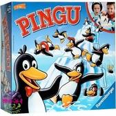 Детская настольная игра Пингвины на льдине