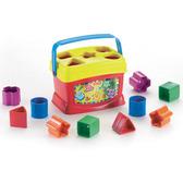 Ведерко с кубиками от Fisher-Price (Фишер-Прайс)