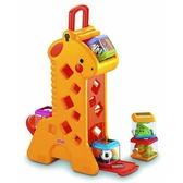 Чудо-жираф и 5 кубиков в ассортименте от Fisher-Price (Фишер-Прайс)