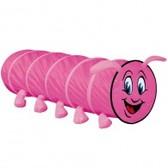 Тоннель - гусеница, розовая от BINO(Бино)