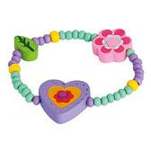 Браслет Сердце фиолетовое, Bino.