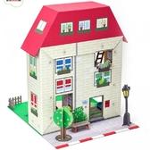 Картонный игровой набор Krooom Кукольный дом Мюриель. от Krooom