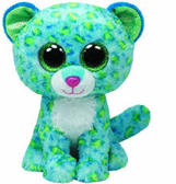 TY Beanie Boos 34102 Леопард Leona 25см от Ty (Ту)