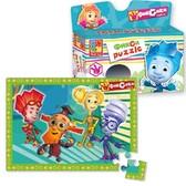 Мягкие пазлы А4 Фиксики в коробке от Vladi Toys (ВладиТойс)