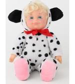 Кукла мягконабивная Костюм Долматин. ЧудиСам от ЧудиСам