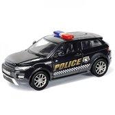 Модель машини 1:32 LAND ROVER EVOQUE-POLICE CAR от Uni Fortune