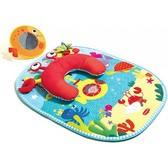 Коврик с подушкой Подводный мир