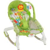 Портативное кресло - качалка Львенок (до 18 кг)