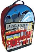 Игровой набор-бокс Пожарный домик Зип-Бин от Neat-Oh