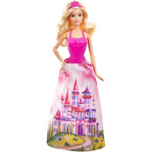 Принцесса Barbie в сказочных костюмах серии Миксуй и комбинируй