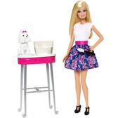Набор Barbie Гламурный салон для любимцев от Barbie (Барби)