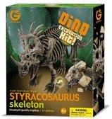 Игровой набор Скелет Стиракозавр, Geo World. от Geoworld