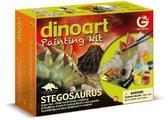 Игровой набор Раскрась Стегозавра, Geo World. от Geoworld