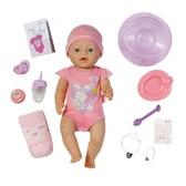 Кукла, Очаровательная малышка (43 см, с чипом и акссесуарами) Baby Born, ZAPF.