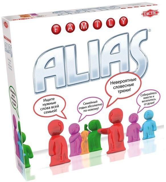 Семейный Алиас на украинском языке
